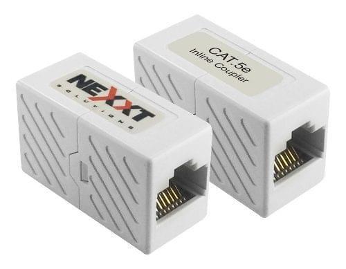 Nexxt CAT5e In-Line Coupler