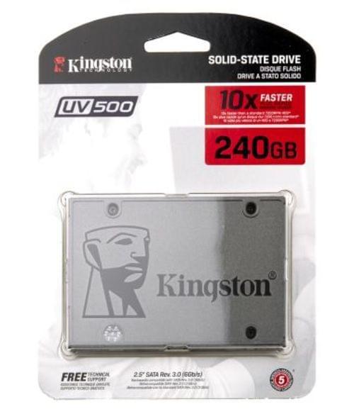 """KGN SUV500 240GB 2.5"""" SSD Int"""