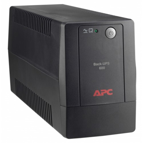 APC Back-UPS 600VA, 120V, AVR