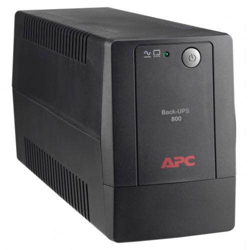APC Back-UPS 800VA, 120V, AVR