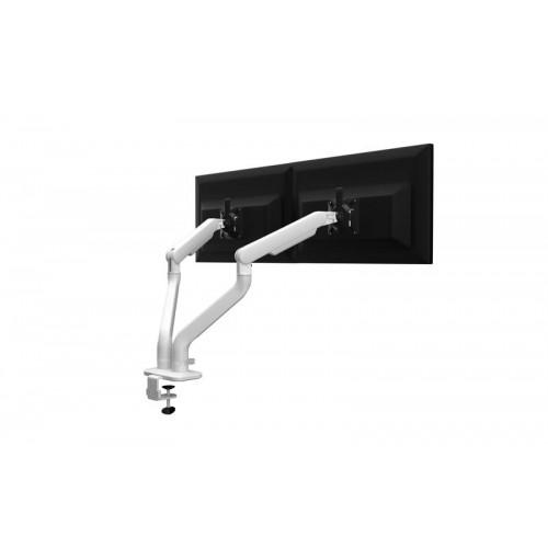 ESI Ergo Dual Monitor Arm (Silver)