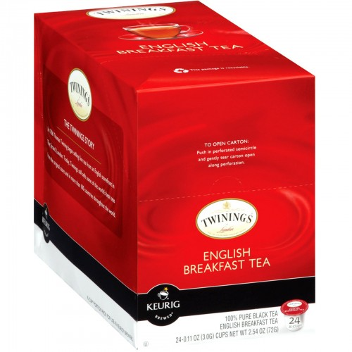 Twinings English Breakfast Tea (24 K Cups)