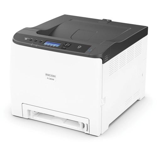 RICOH P C301W Color Laser Printer