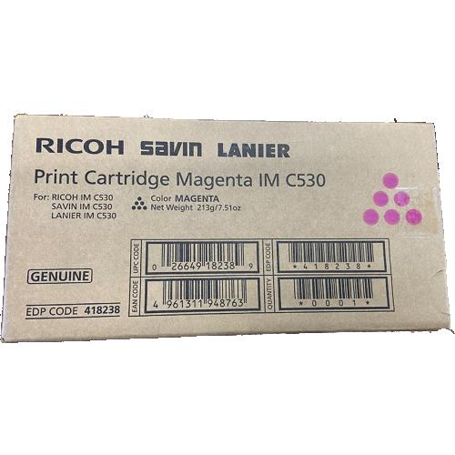 Ricoh Print Cartridge Magenta IM C530