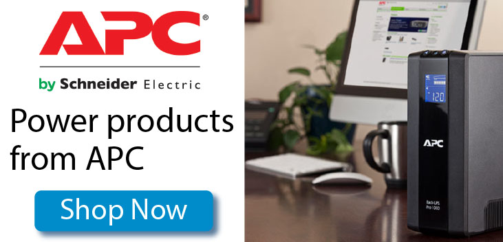 APC products on the Kirk Office webstore