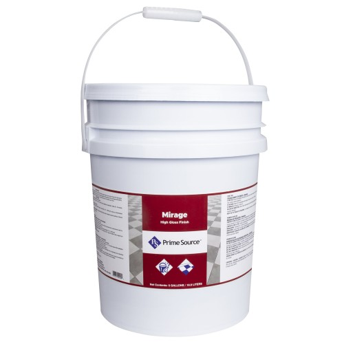 Mirage Floor Finish 25% solids, 5 gallon pail