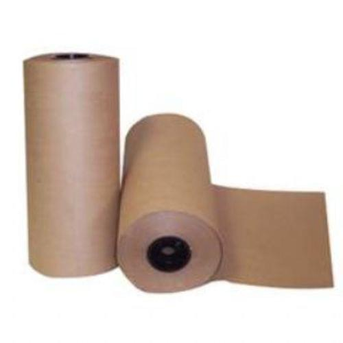 Kraft Paper, 24in x 1000ft, Brown, one roll.