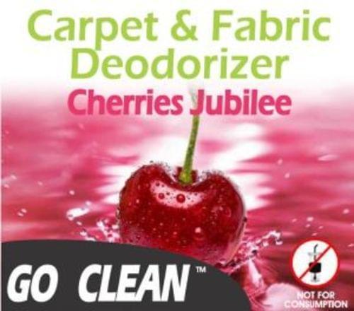 Cherries Jubilee/Carpet Fabric Deod 4 Gal/cs