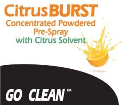 Citrus Burst Pre-Spray Case 4 - 6# Jars