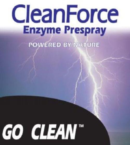 Clean Force Pre-Spray Case 4 - 6# Jars