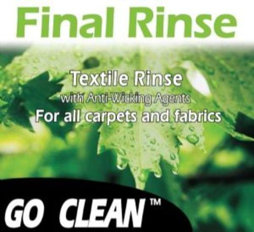 Final Rinse Extractor 4 Gal/cs