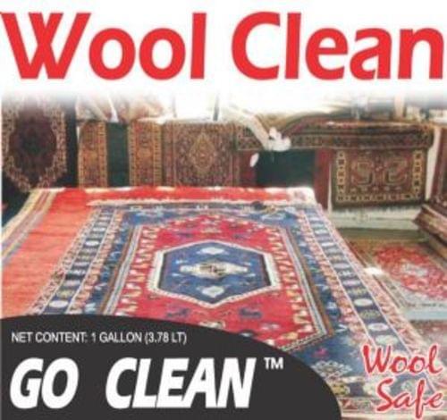 Wool Clean Pre-Spray 4 Gal/cs