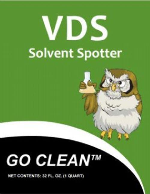SpotWiser VDS Solvent Spotter 12 Qt/cs