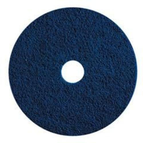 14 INCH BLUE SCRUB PAD5/CS