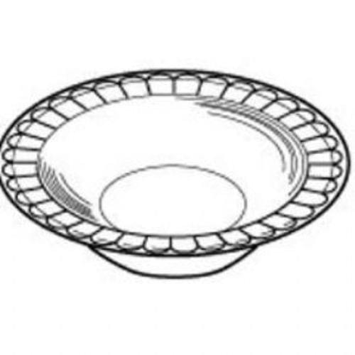 4/5 OZ SATINWARE BOWL 1000/CS (TH1-0004)