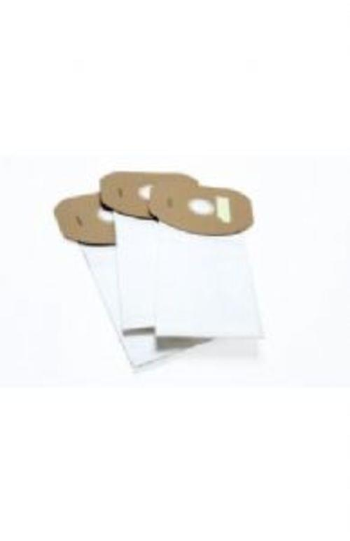 Tornado Disposable Paper Filter Bags for PV10 Pac-Vac, 10/pk