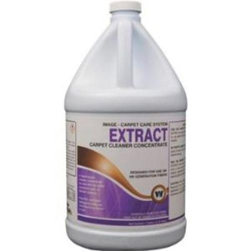 Extract Carpet Extraction Cleaner Concentrate, 4 Gal/Case