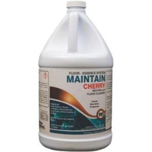 Maintain Neutral Ph Floor Cleaner, Cherry Scent 4 Gal/Case