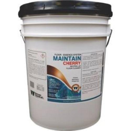 Maintain Neutral Ph Floor Cleaner, Cherry Scent 5 Gallon Pail