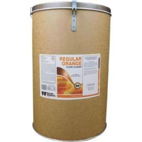 Regular Orange Floor Cleaner 50# Drum