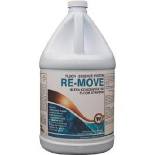 Remove Ultra Concentrated Floor Finish Stripper, 4 Gal/Case