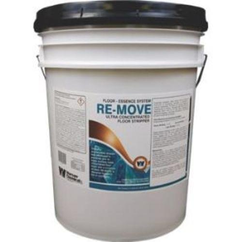 Remove Ultra Concentrated Floor Finish Stripper, 5 Gal Pail