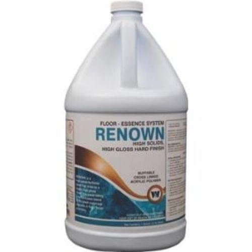 Renown High Solids Floor Finish 4 Gal/Case