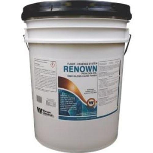 Renown High Solids Floor Finish 5gl Pail