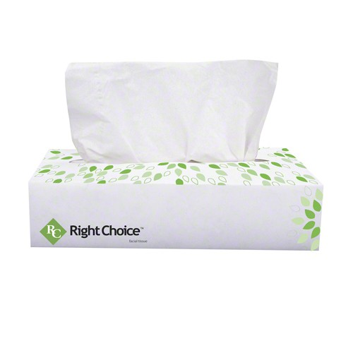 Right Choice Facial Tissue