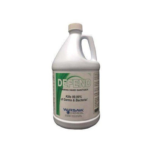 Defend Alcohol-Free Hand Sanitizer, 1 Gallon