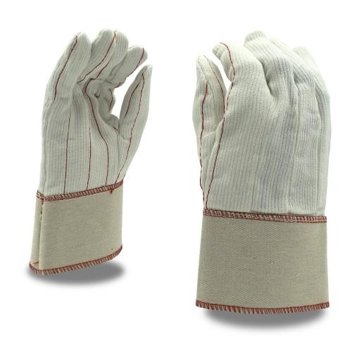 Cordova Canvas, Knit Wrist, Corded, Double Palm