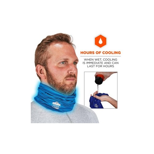 Chill-Its® Cooling Multi-Band Face Covering