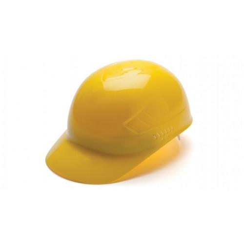 RIDGELINE BUMP CAPS, 4-Point Glide Lock, Yellow
