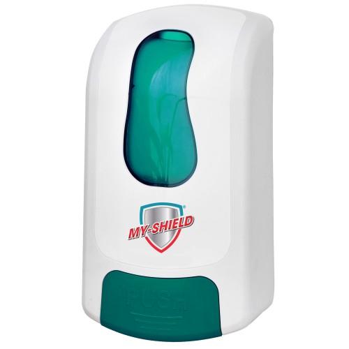 My-Shield Manual Foam + Soap Dispenser