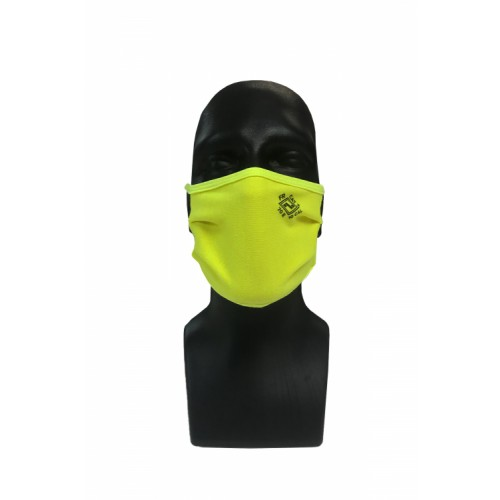 FR Facemask Double Layer HI-VIS