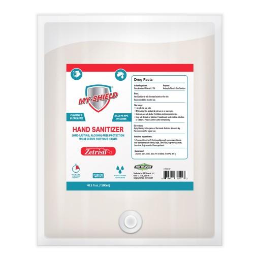My-Shield Hand Sanitizer Foam Wall Dispenser Refill Bag