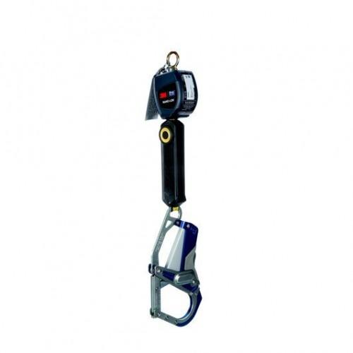 3M™ DBI-SALA® Nano-Lok™ Personal Self Retracting Lifeline, Single-leg, Web 3101673, 6 ft.