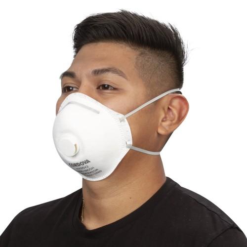 Respirator, Vented, Contoured, N95