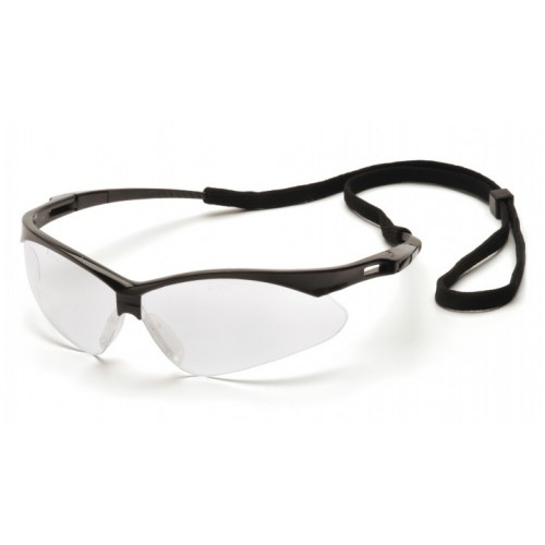 PMXTREME Clear Lens with Black Frame and Cord