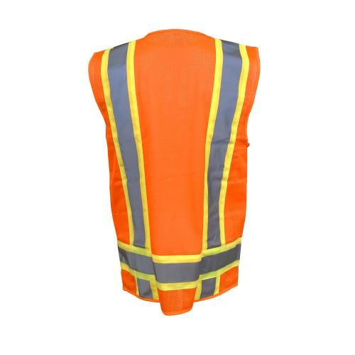 Surveyors Safety Vest, COR-BRITE™, Type R, Class 2, MD