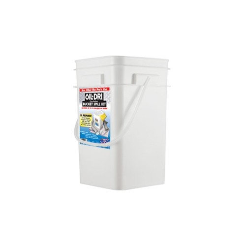 L90435 OIL-DRY SPILL KIT 5 GALLON SELF CONTAINED