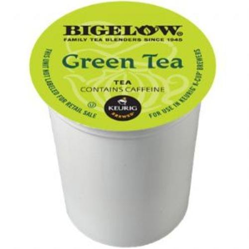 k-cup bigelow green tea 24/bx
