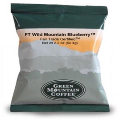 FRAC PACKS WILD MTN BLUEBERRY 2.2 OZ 50/CASE