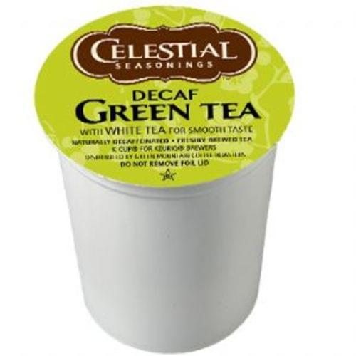 K-CUP GREEN TEA DECAF 24/BX