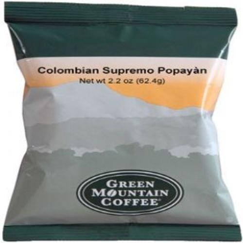 FRAC PACKS COLOMBIAN SUPREMO 2.2 OZ 100/CASE