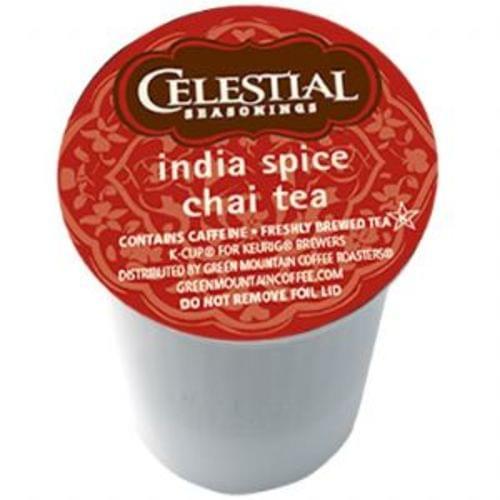 K-CUP INDIA SPICE CHAI TEA 24/BX