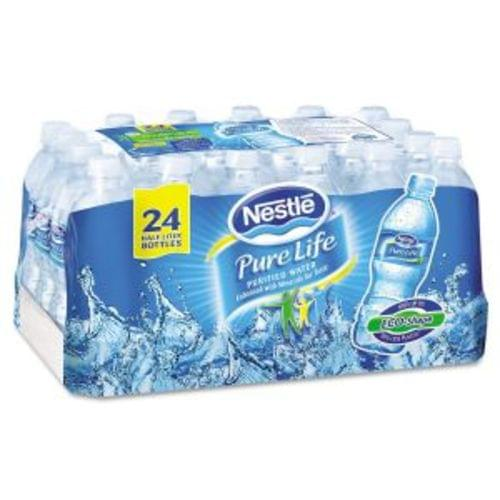 NESTLE PURE LIFE SPRING WATER .5 LITER 24/CASE