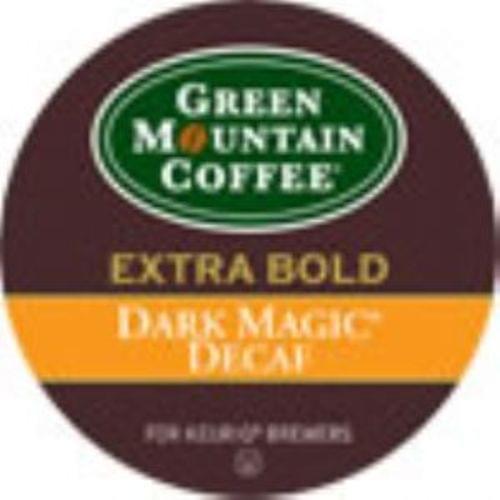 K-CUP DARK MAGIC EXTRA BOLD DECAF 24/BX