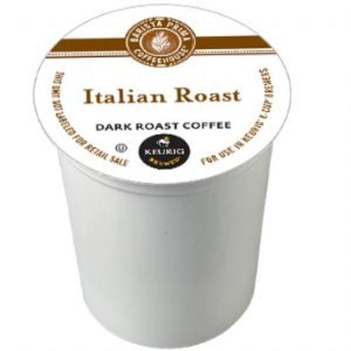 Barista Prima Italian Roast K-Cup Coffee