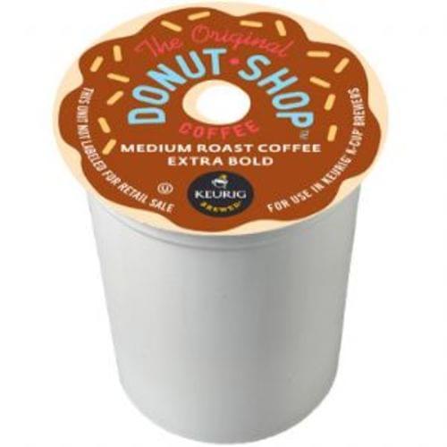 K-cup donut shop regular coffee 24/bx